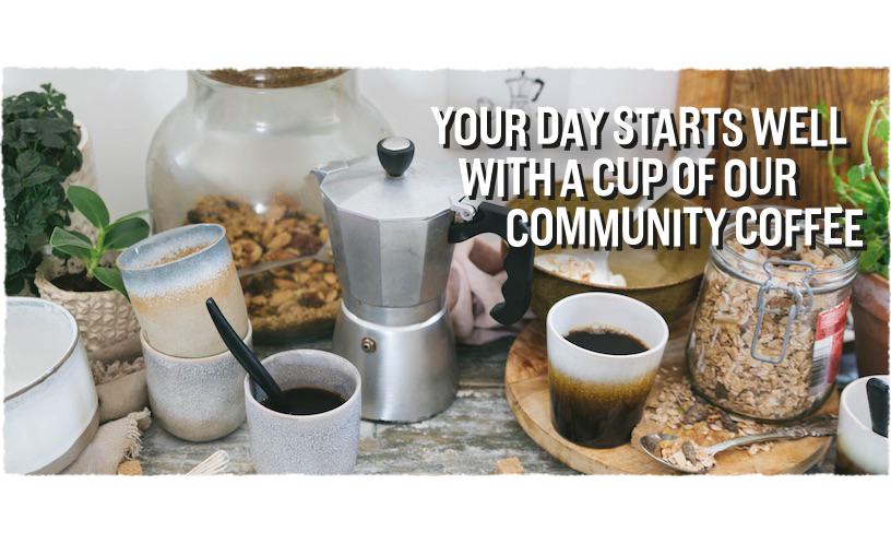 Fairtrade Original - Community Coffee