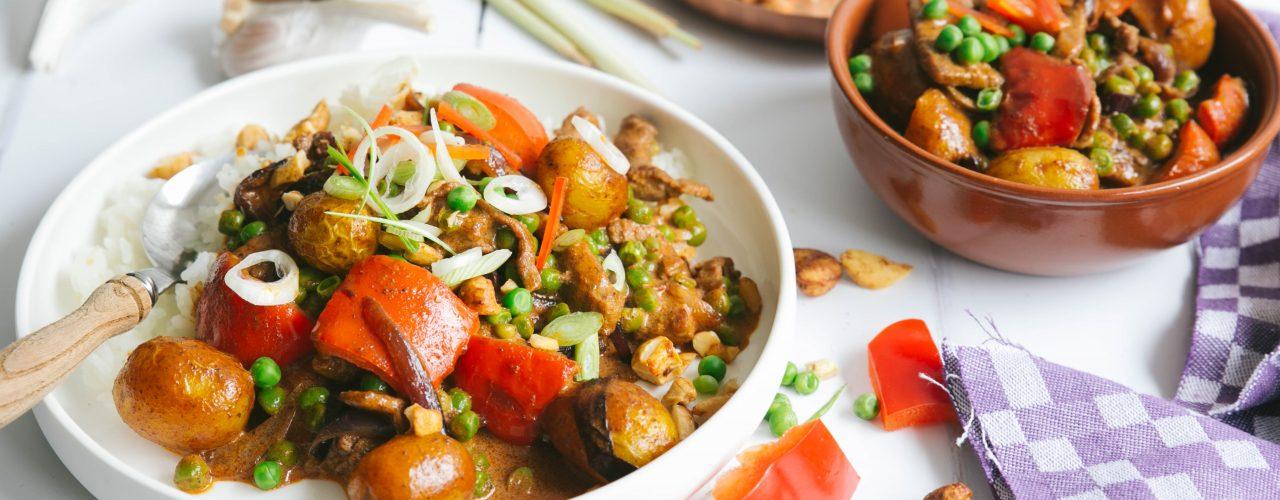 Fairtrade Original Thai Massaman curry