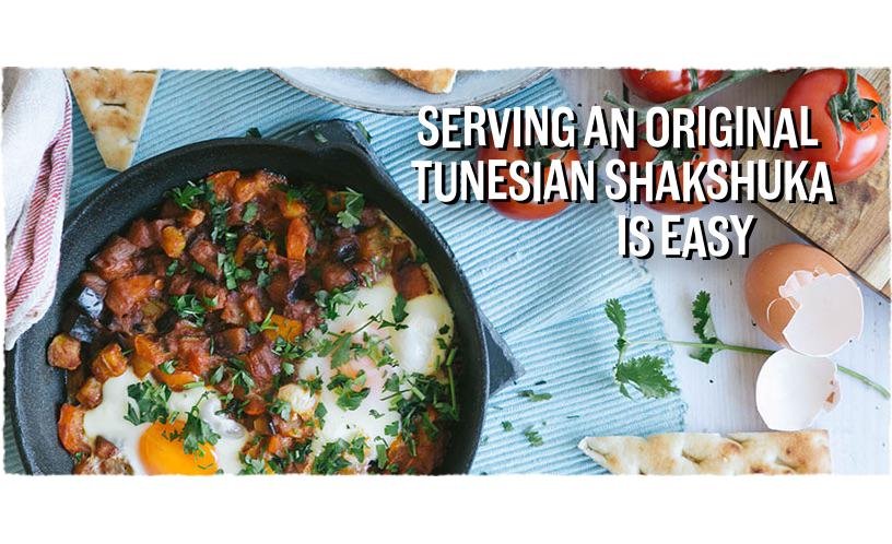 Fairtrade Original - Tunesian shakshuka